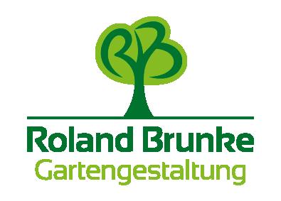 Logo f r brunke gartengestaltung unique design druck for Gartengestaltung logo