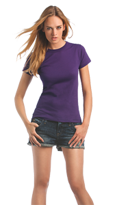 B&C Ladies T-Shirt Exact 190
