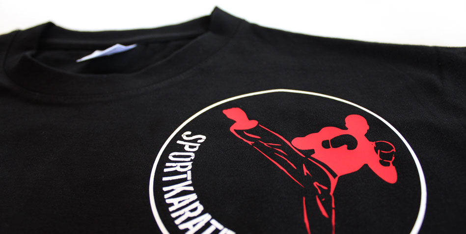 Sportkarate-Shirts